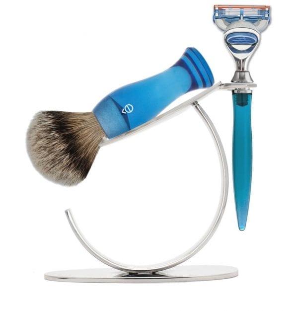O Stand Shaving Set