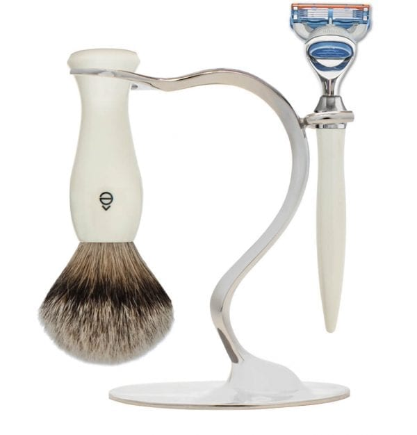 S Stand Shaving Set