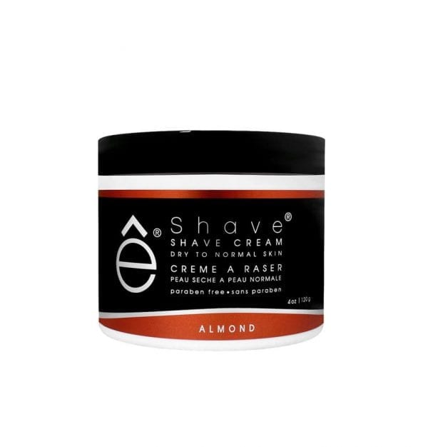 Shaving Cream Almond 4oz
