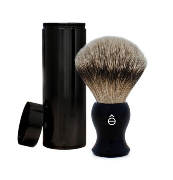 Silvertip Travel Shaving Brush