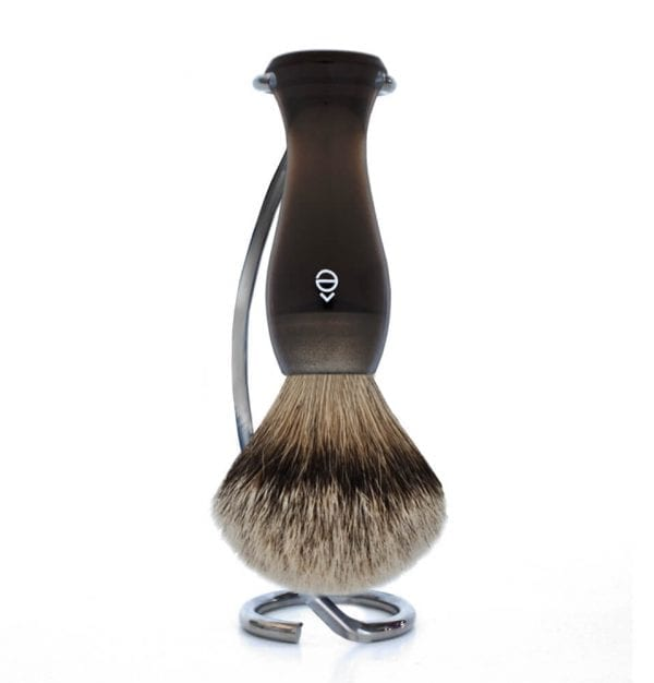 Twist Stand Shaving Set with Silvertip Shaving Brush-eShave