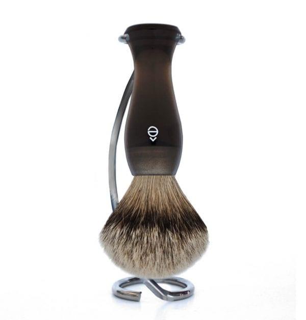 Twist Stand Shaving Set with Silvertip Shaving Brush-eShave