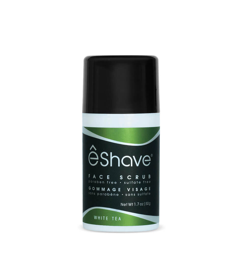 eshave face scrub for men