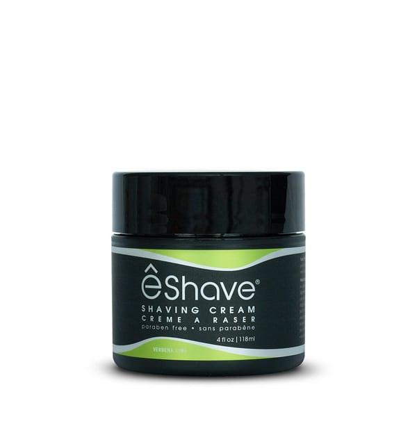 eshave verbena lime shaving cream 4 oz