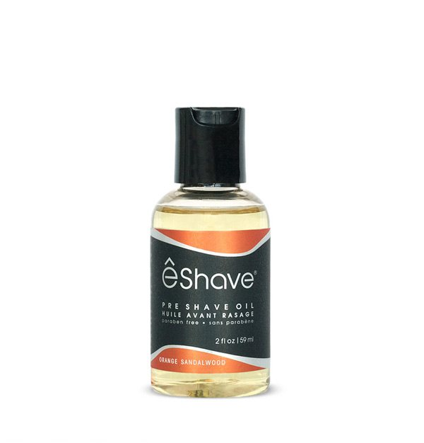eshave pre shave oil orange sandalwood 2 oz
