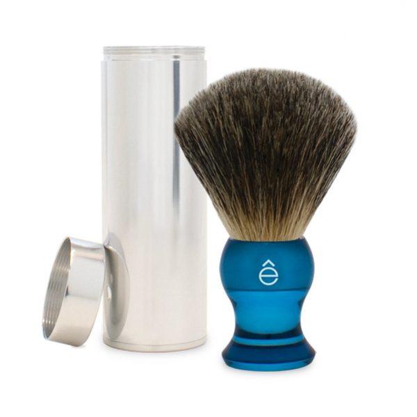 eshave travel size shaving brush fine