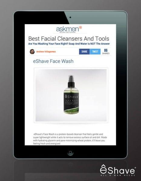 eShave Face Wash by ASKMEN