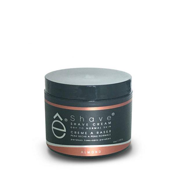 eshave almond shaving cream 4 oz
