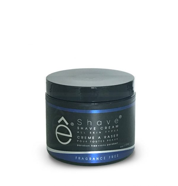 eshave fragrance free shaving cream 4 oz