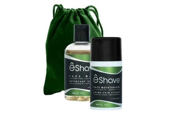 eShave Mens Skin Care Set Face Duo