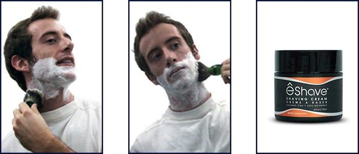 Steps for Using Shaving Cream