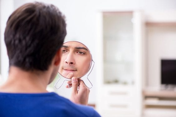 shaving tips for acne-prone skin